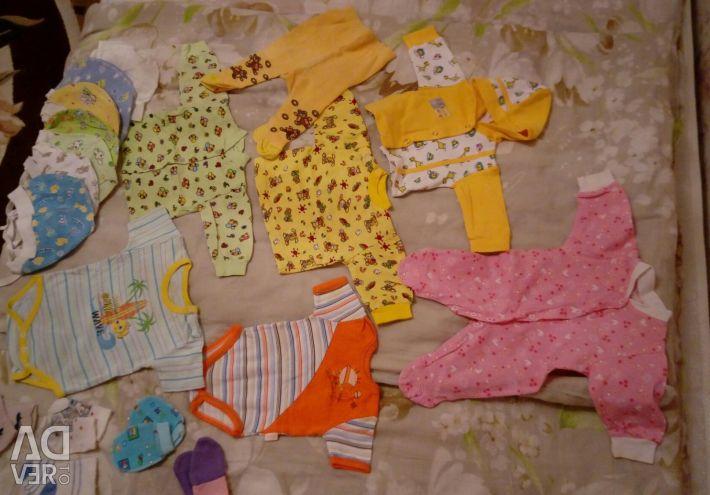 Things for newborn