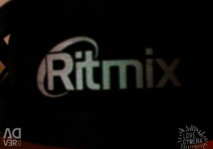 Μεγάλα ακουστικά Rimix