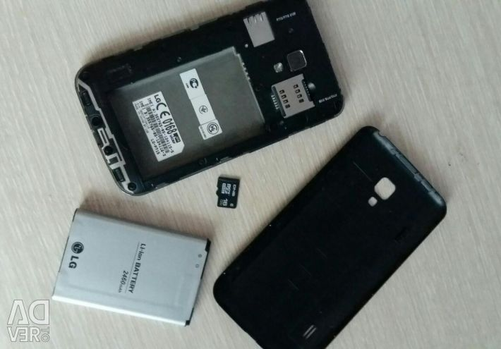 Telefon LG-P715.