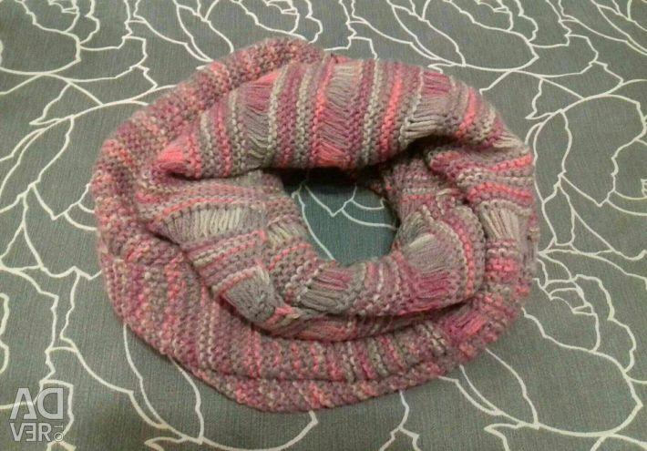 Winter snud, handmade