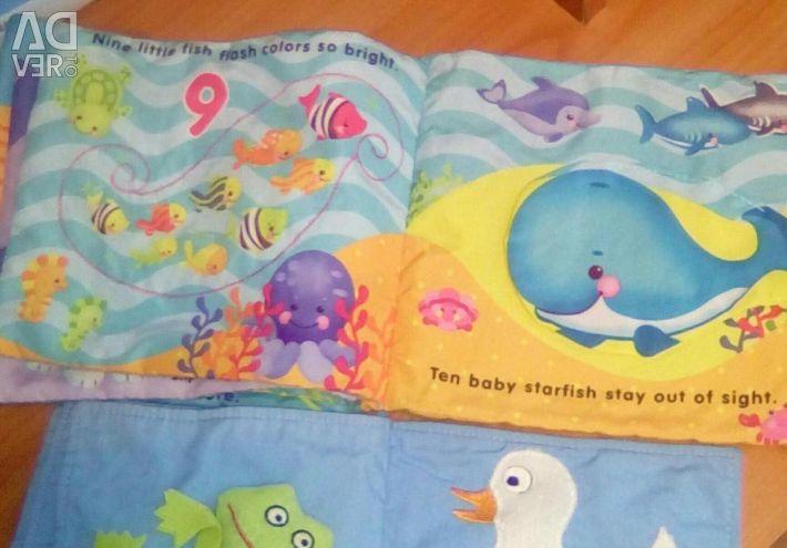 Educational books Tiny love, fisher prise