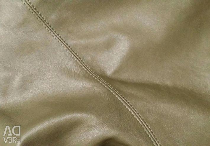 Rochie din piele