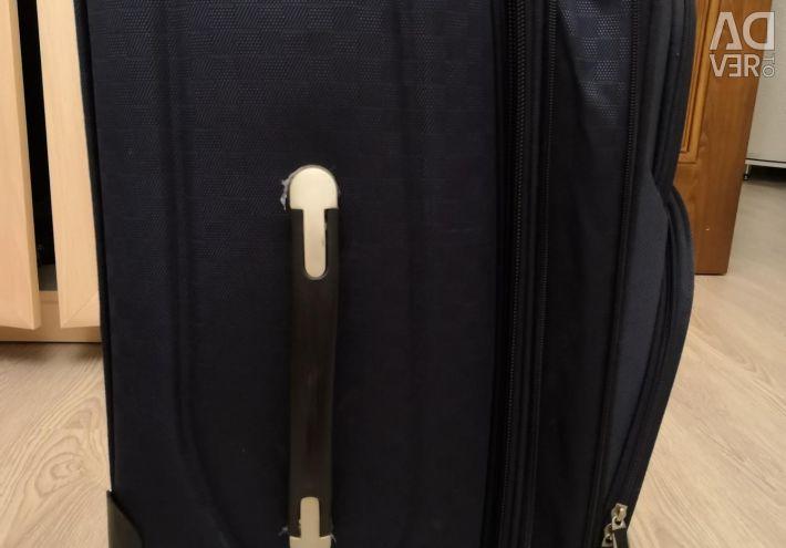 Suitcase traveler rozanna
