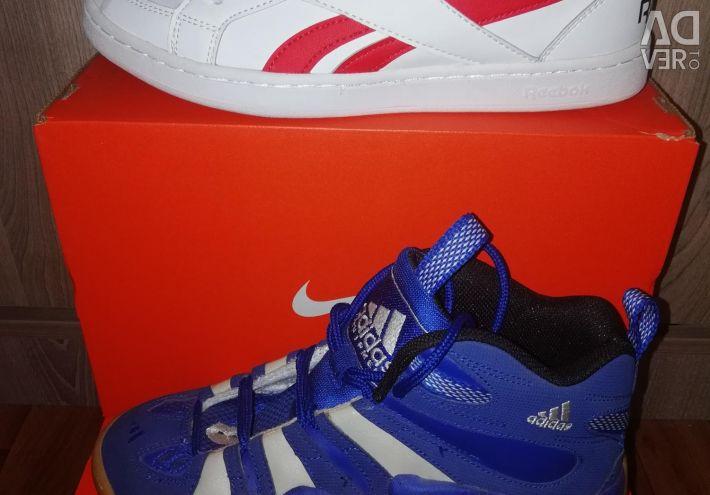 Ανδρικά πάνινα παπούτσια Nike Reebok