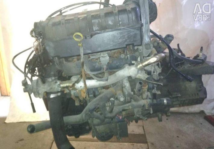 Motor F3FA Ford Transit dizel