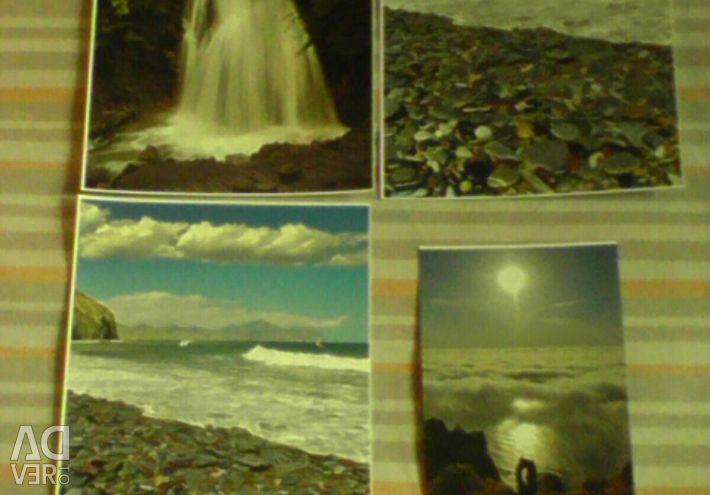 Artistic photos of Crimea