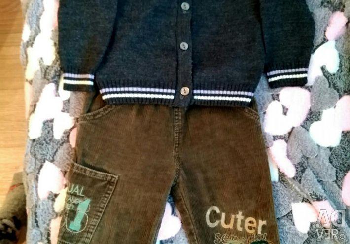 Τα πράγματα για ένα αγόρι (8-12 μήνες) (12-18 μήνες)