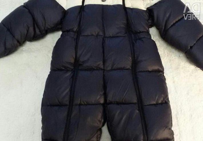 Winter rompers GA (new)