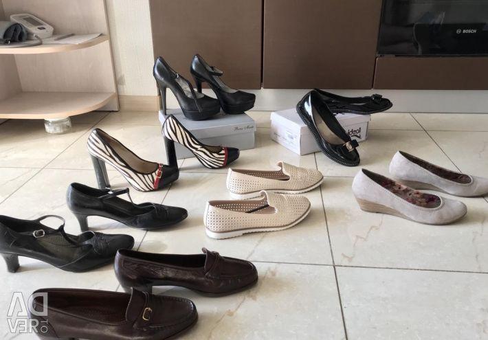 Shoes 38-39 size