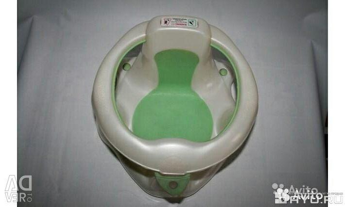 Scaun pentru copii pentru baie Happy Baby