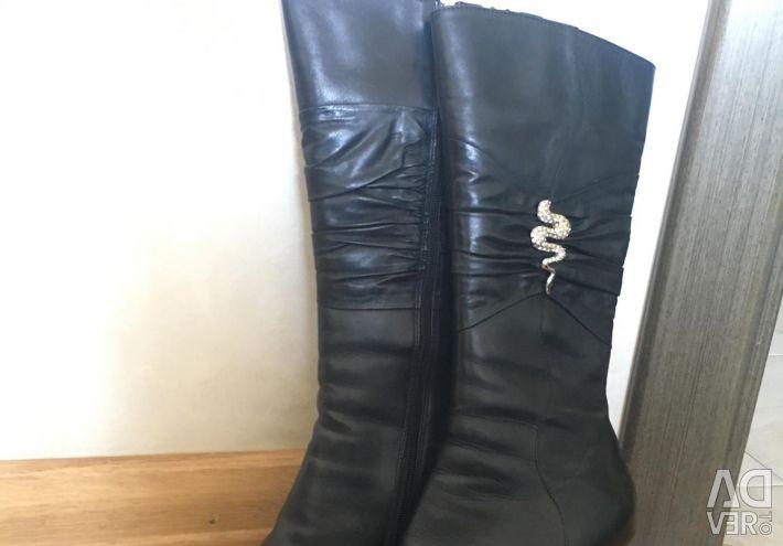 Γυναικείες μπότες (χειμώνα)