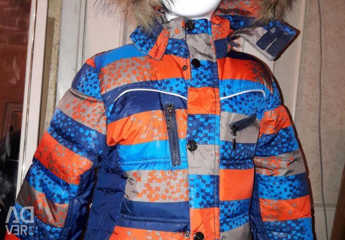 Παιδικά μπουφάν, το χειμώνα
