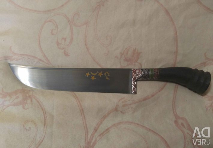 Kitchen knife Pchak Saiga