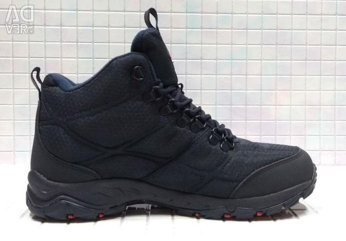 Pantofi pentru bărbați Columbia blue 2