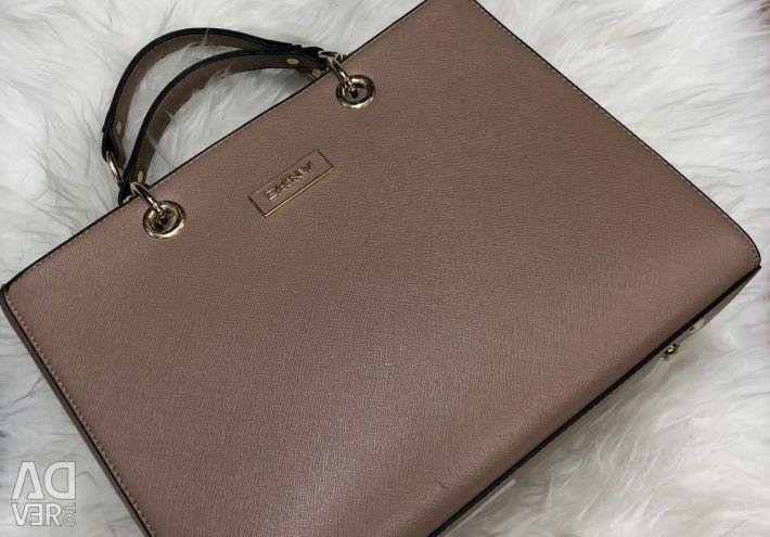 Bag DKNY Beige
