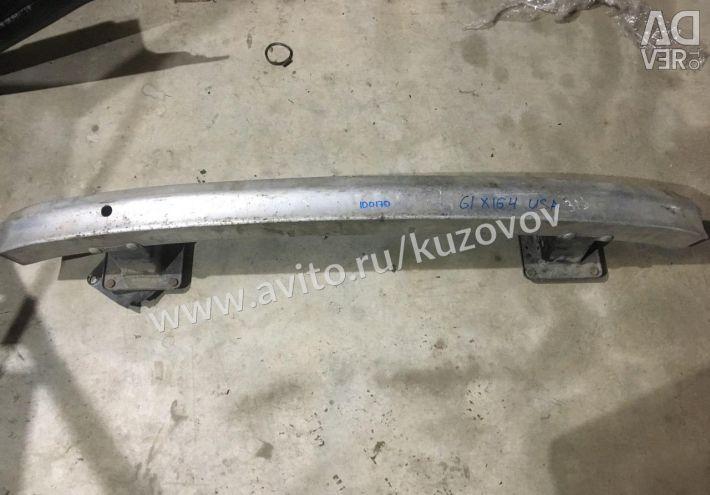 Amplifier of a rear bumper Mercedes W164 X164