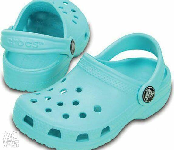 Сабо Crocs- J1-3 розмір