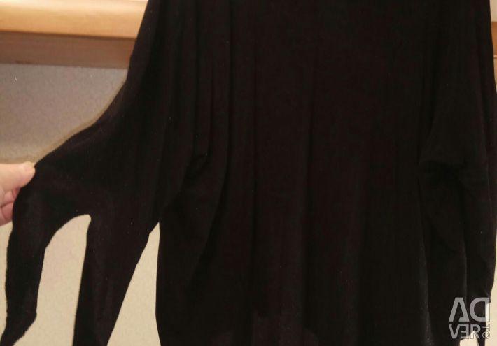 Кофта- балахон женская р. 50-54