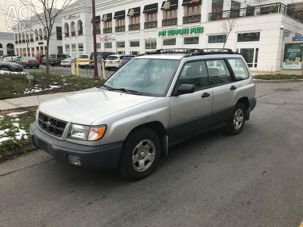 1999 Subaru Forester AWD