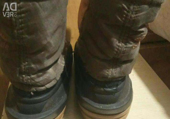 Χειμερινά μπότες snowboots