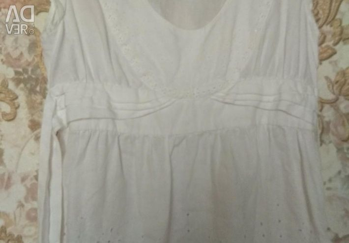 Blouse flax 46