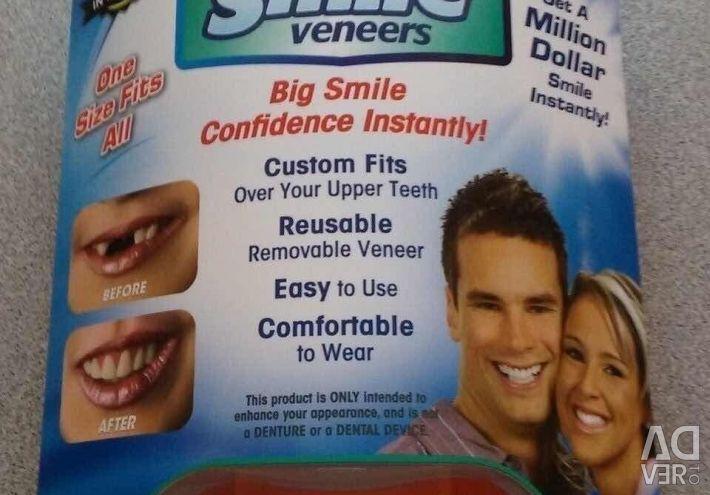 Вініри Perfect smile veneers
