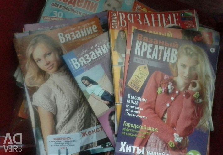 Magazines crochet