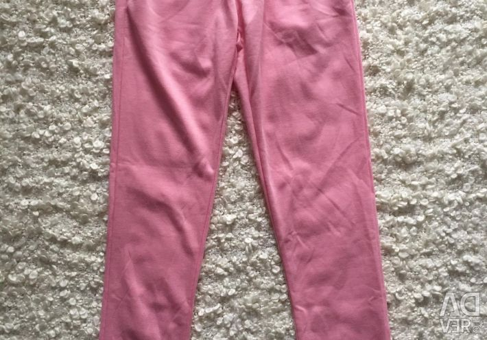 Sports pants for girls