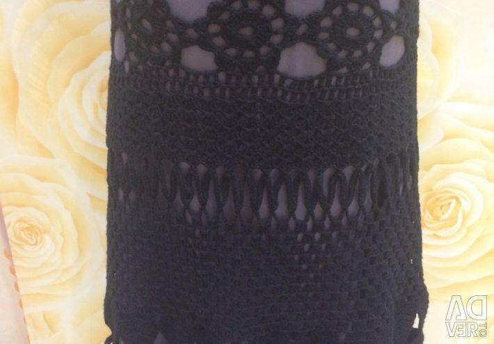 Crochet skirt p.48