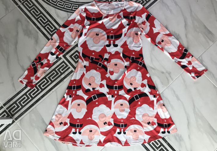 Christmas dress Santa Claus ??