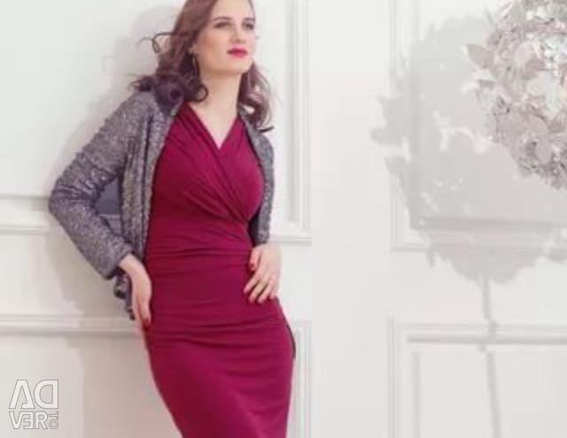Платье на беременность и кормление