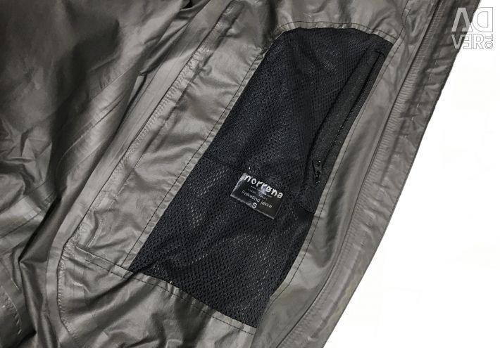 Norrona jacket windbreaker