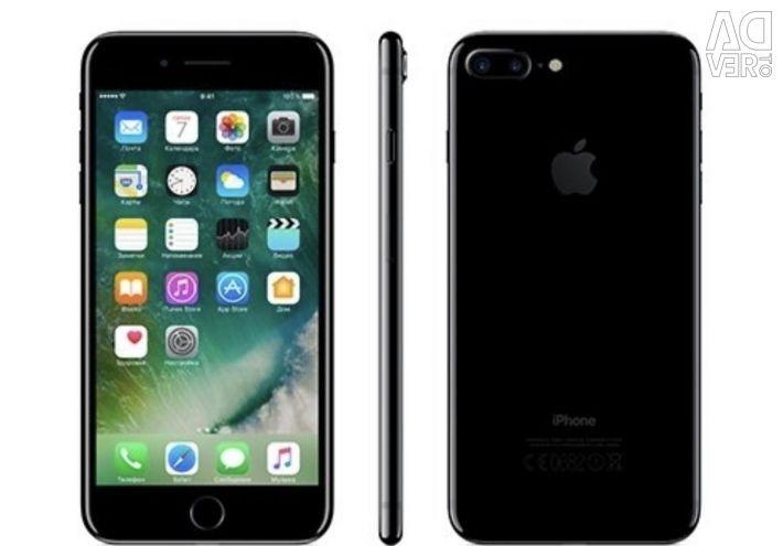 Apple iPhone 7 Plus 128 ГБ «черный оникс»