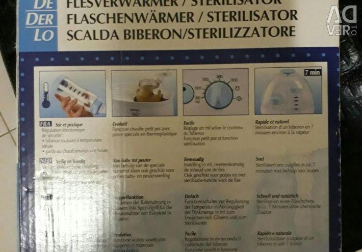 Tefal Baby Home Sterilizator