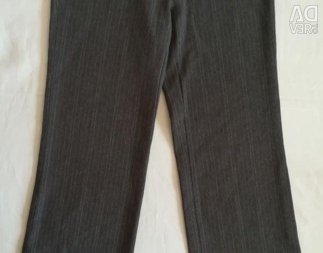 Pantaloni de cafea, noi, p-44 (46)
