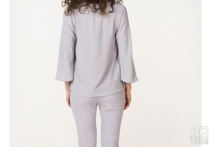 Trouser suit Libellulas, new