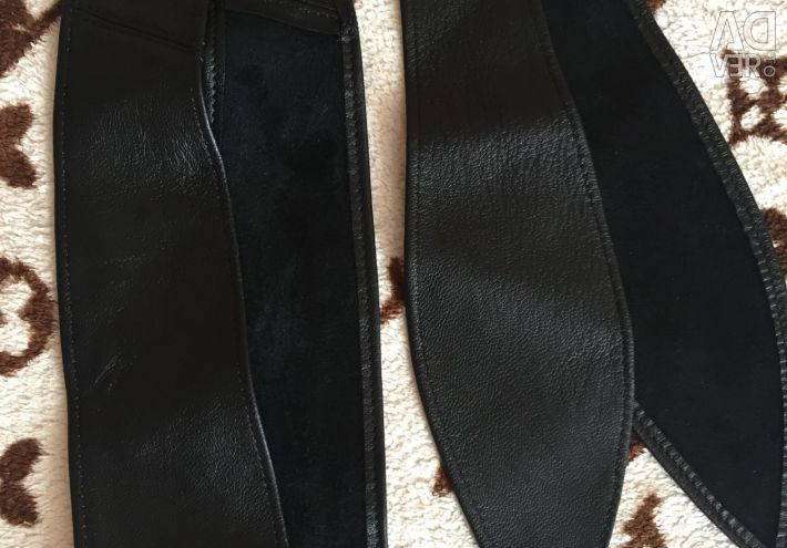 New. Leather