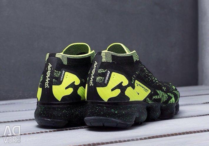 Nike Vapormax x Kısaltma (boyutlar 40-45)