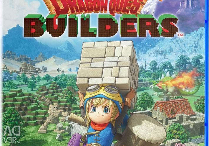 Δράκος Builder Quest PS4