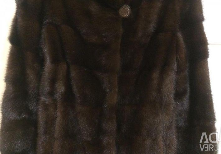 Mink παλτό, Autolady r.42-44