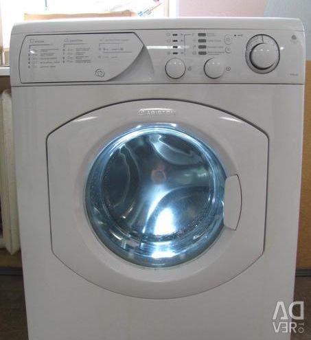 Washing machine Hotpoint-Ariston AVSL80