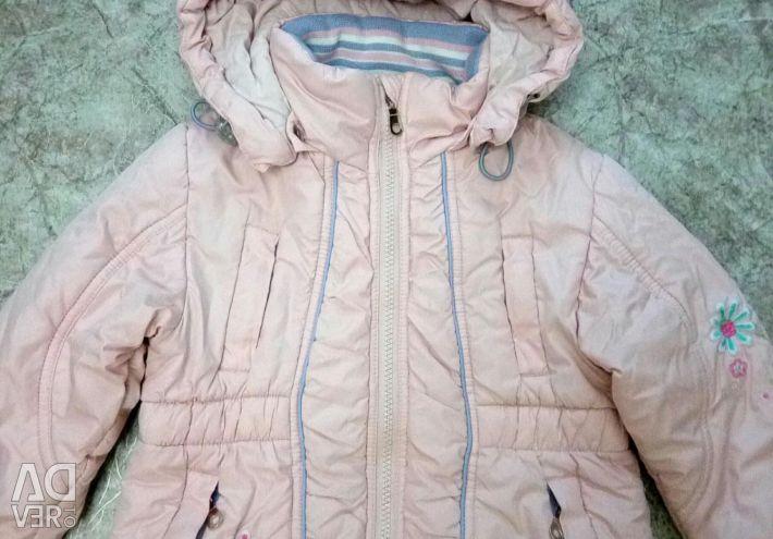 Jacket + pants spring-autumn.
