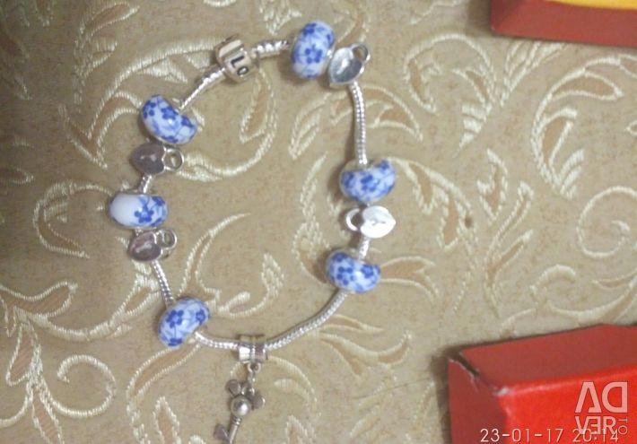 Silver Plated Bracelets Jewelry New