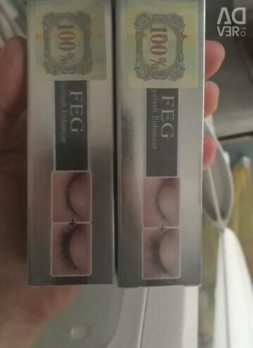 I will sell means for growth of eyelashes (new) available
