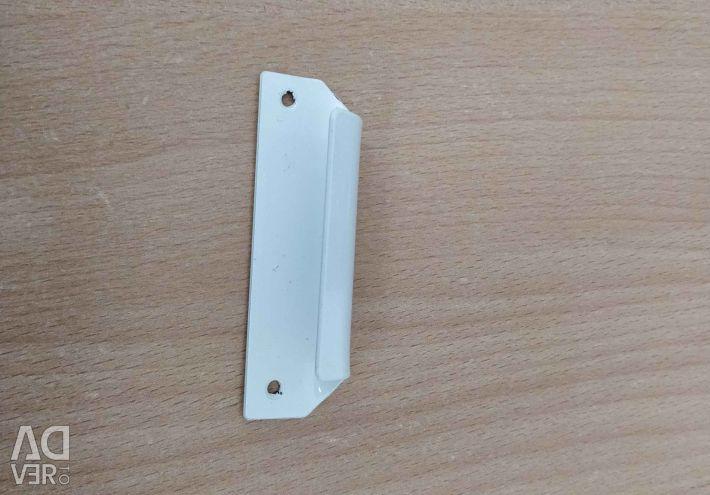 Mânere pentru ferestre și uși din plastic