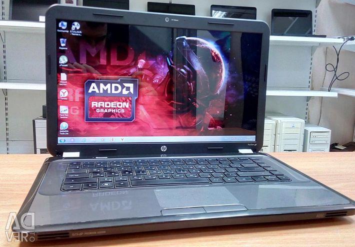 HP g6 puternic laptop AMD cu 2Gb placa video