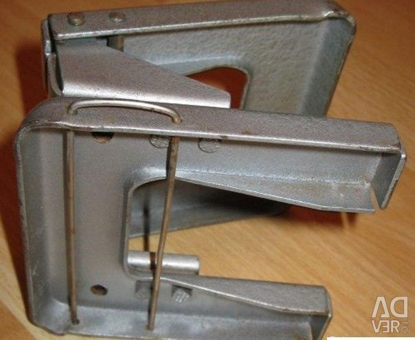 Heavy hole punch since the USSR