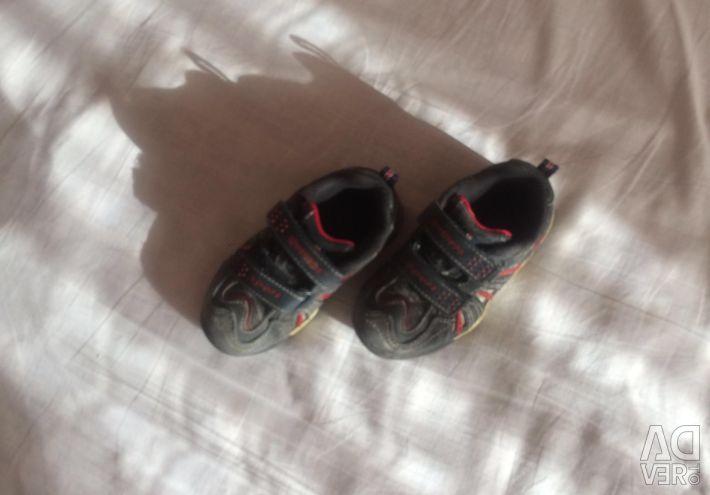 Ανώποδες μπότες