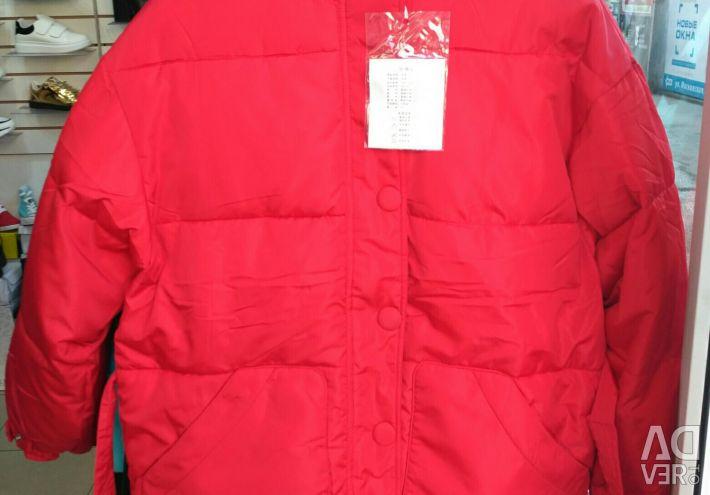 Yeni ceketler