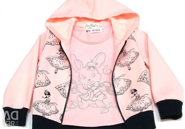 Başlıklı ve cepli yeni ceket